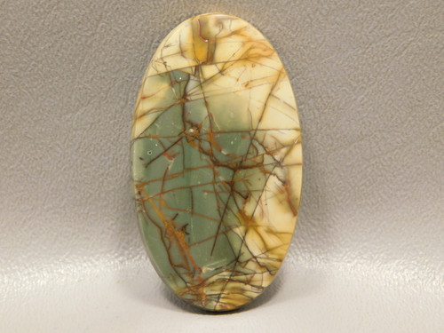 Cabochon Cherry Creek Jasper Designer Semi Precious Stone #24