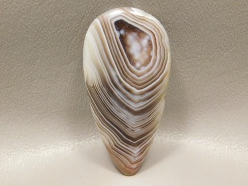 Botswana Agate Designer Gemstone Cabochon Stone #17