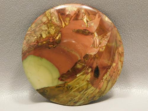 Morrisonite Jasper High Grade 60 mm Round Gemstone Cabochon #11