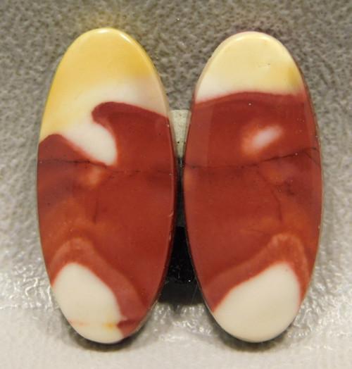 Mookaite Cabochons Mook Jasper Matched Pairs Mookite #11