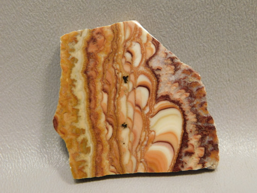 Wavy Dolomite Cabochon Small Polished Stone Slab #S1