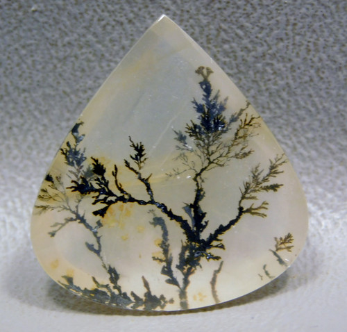 Cabochon Stone Dendritic Quartz Dendrite Jewelry Making Supplies #8