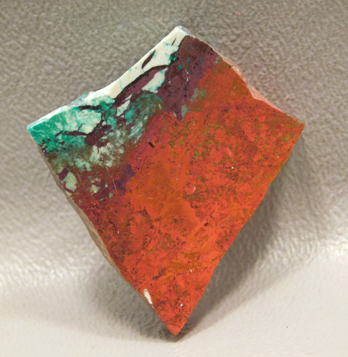 Sonoran Sunset Polished Slab Natural Stone Crimson Cuprite #S6