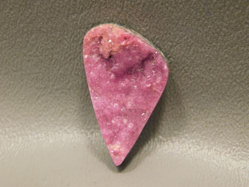 Pink Cobalticalcite Cobalto Calcite Cobaltian Natural Crystal Cabochon #16