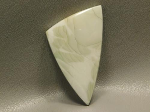 Willow Creek Jasper Cabochon Mint Green Loose Stone #21