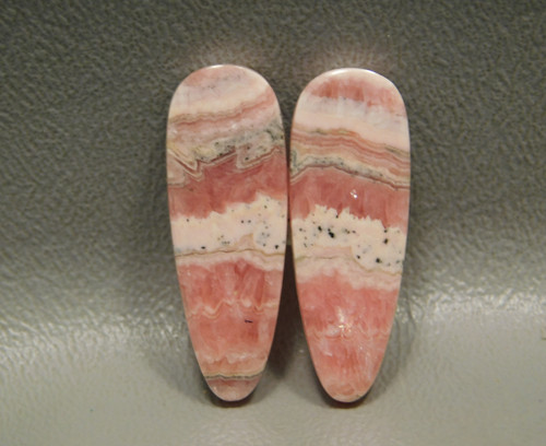 Rhodochrosite Matched Pairs Cabochons Loose Stones #15
