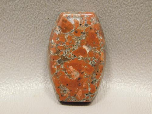 Cabochon Copper Rose Native Copper Stone Barrel Shaped #14