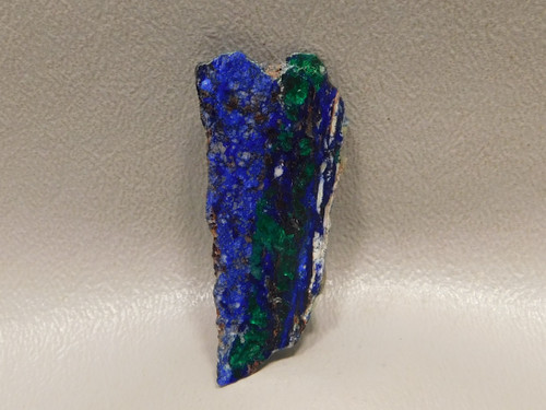 Azurite Malachite Cabochon Natural Shaped Small Stone Slab #S6