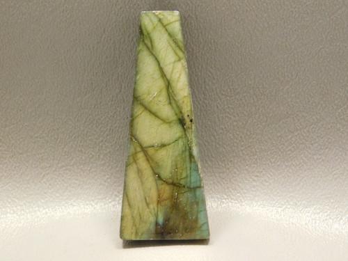 Labradorite Gemstone Bead Pendant #4