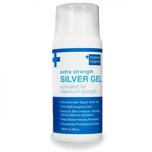 Extra Strength Structured Silver Gel