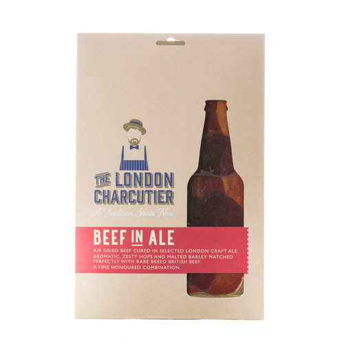 Cured Beef in Ale