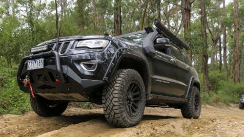 Jeep Grand Cherokee Off Road >> Steel Front Bumper Grand Cherokee Wk2 2014 2016