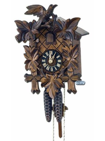 100-2NU 5 Leaf 1 Bird 1Day Cuckoo Clock