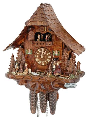 5888801P 8 Day Hansel and Gretel Cuckoo Clock