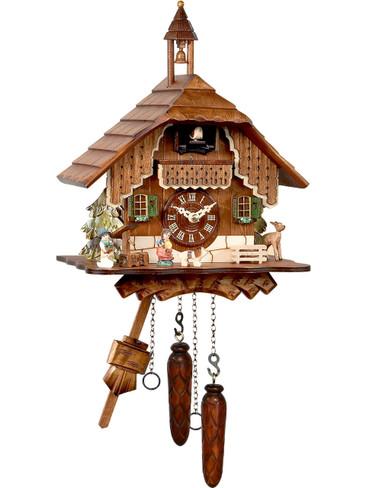 429Q Quartz Chalet Cuckoo Clock