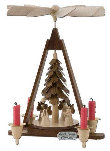 10312 Muller Angels Christmas Pyramid
