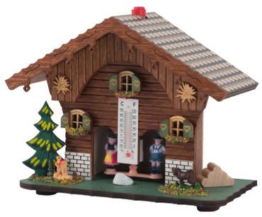 628 German Weather House