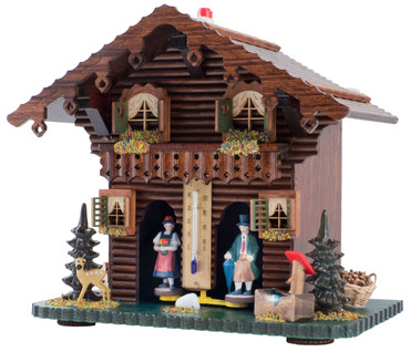 728 Large German Weather House