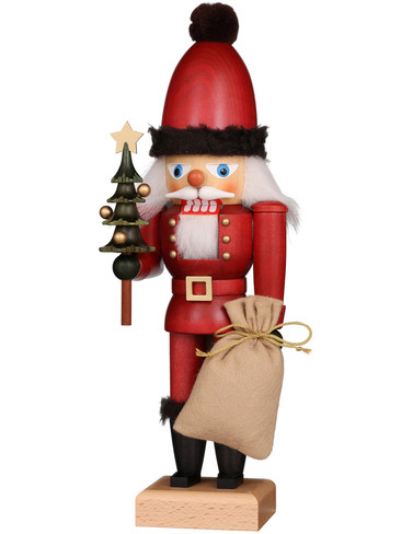 32-643 Santa Nutcracker from Christian Ulbricht