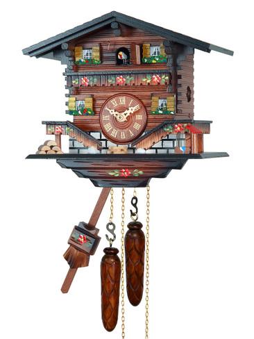 BF224BS Quartz Chalet Cuckoo Clock