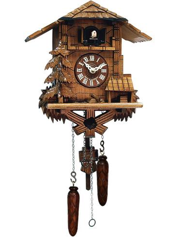 BF734BS Quartz Chalet Cuckoo Clock