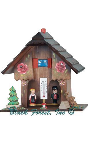 95 German Weather House