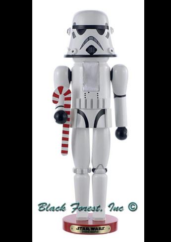 S1880 Steinbach Star Wars Storm Trooper Nutcracker