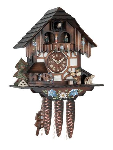 BF464MT 1 Day Beer Drinker Cuckoo Clock