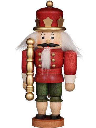 32-610 Ulbricht Mini Red King Nutcracker