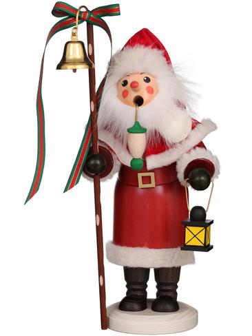 35-273 Ulbricht Santa with Lantern Smoker
