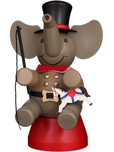 1-491 Ulbricht Elephant Ringmaster Smoker