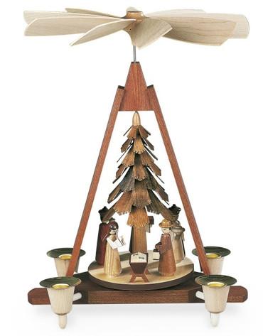10324 Muller Nativity Pyramid