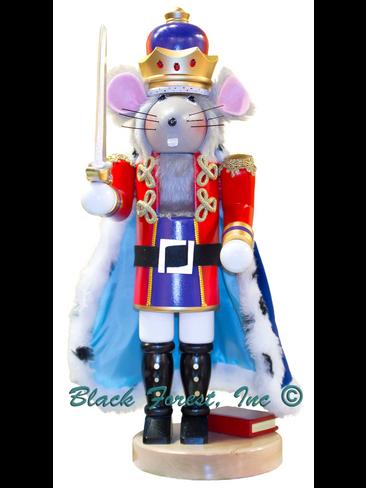 S1973 Mouse King Steinbach Nutcracker