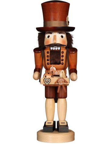 32-325 Ulbricht Natural Toy Trader Nutcracker