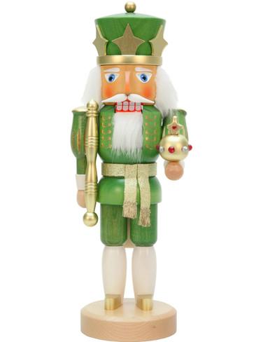 32-552 Ulbricht Green King Nutcracker
