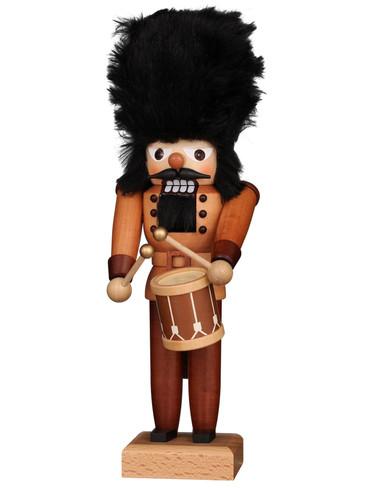 32-682 Ulbricht Natural Drummer Nutcracker