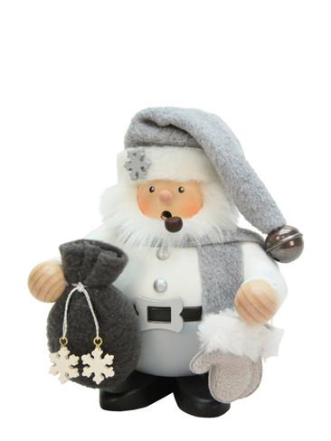 1-472 Ulbricht Incense Burner Grey Santa Smoker
