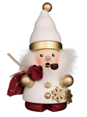 1-678 Ulbricht Incense Burner White Santa Smoker