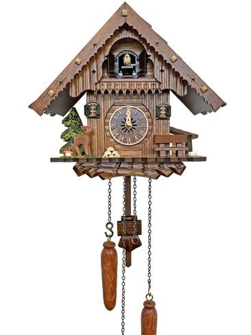 405QM Quartz Chalet Cuckoo Clock