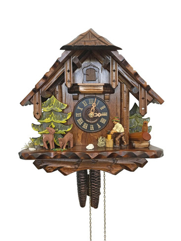 427 Chalet One Day Cuckoo Clock