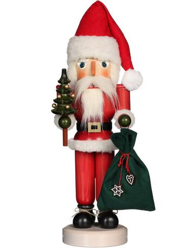 32-540 Santa Nutcracker from Christian Ulbricht