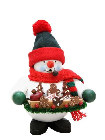 1-461 Snowman Incense Burner Christian Ulbricht Smoker