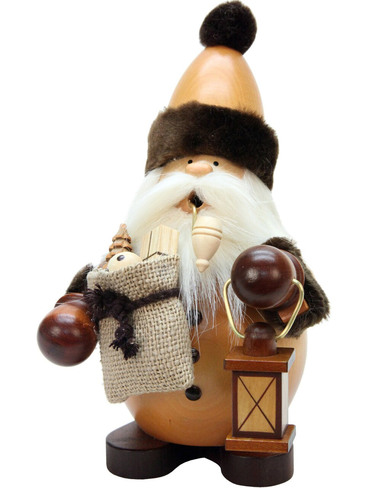 35-850 Natural Santa Incense Burner Christian Ulbricht Smoker