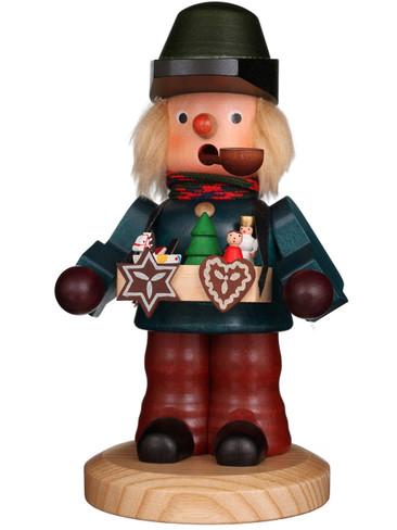 35-900 Toy Seller Incense Burner Christian Ulbricht Smoker