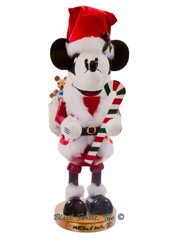 S1936 Mickey Mouse Steinbach Nutcracker