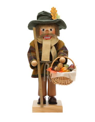 0-819 Christian Ulbricht Harvest Nutcracker