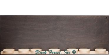 551-G-Dunkel Wendt and Kuhn Dark Display Shelf Large