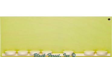 551-G-Greun Wendt and Kuhn Green Display Shelf Large