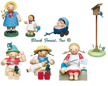 5231-2008 Spring Children Set from Wendt and Kuhn