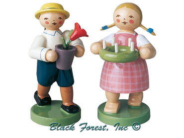 641-N Birthday Children Set from Wendt and Kuhn